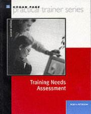 Cover of: Training needs assessment