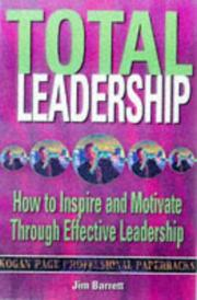 Cover of: Total Leadership