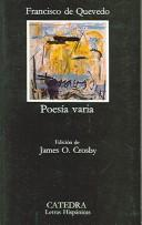 Poems by Francisco de Quevedo