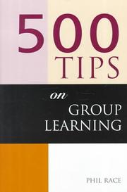 Cover of: 500 tips on group learning