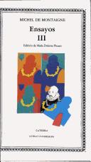 Cover of: Ensayos III