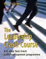 Cover of: The leadership crash course