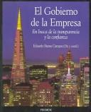 Cover of: El Gobierno De La Empresa / The Government of the Business