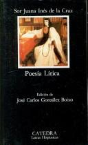 Cover of: Poesia Lirica