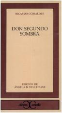 Cover of: Don Segundo Sombra