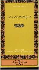 Cover of: La gatomaquia