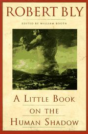 Cover of: A little book on the human shadow