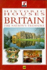Cover of: Historic Houses