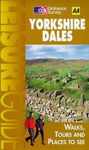 Cover of: Yorkshire Dales (Ordnance Survey/AA Leisure Guides)