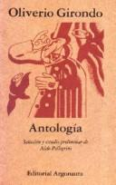 Cover of: Antologia