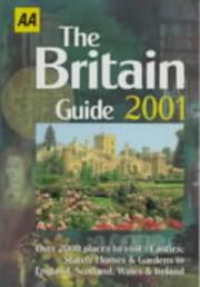 Cover of: The Britain Guide