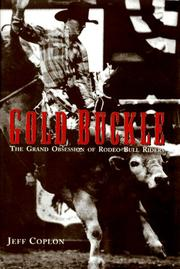 Cover of: Gold buckle