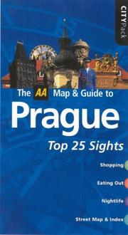 Cover of: AA CityPack Prague (AA CityPack Guides)