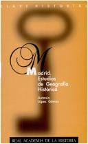 Cover of: Madrid