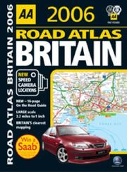 Cover of: AA Road Atlas Britain (AA Atlases) | Automobile Association (Great Britain)