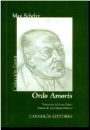 Cover of: Ordo Amoris - 2* Edicion