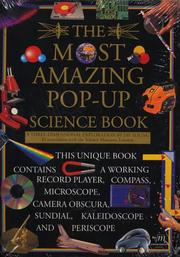 Cover of: most amazing pop-up science book | Jay Young