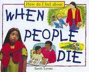 Cover of: How Do I Feel About When People Die (How Do I Feel About...)