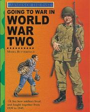 Cover of: Going to War in World War Two (Armies of the Past)