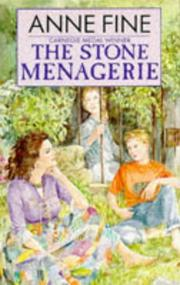 Cover of: The Stone Menagerie