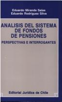 Cover of: Analisis del sistema de fondos de pensiones