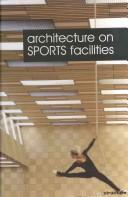 Cover of: Architecture on sports facilities