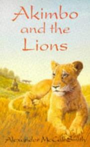 Cover of: Akimbo and the Lions