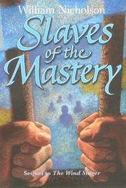 Cover of: Slaves of the Mastery