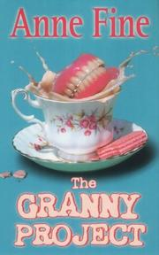 Cover of: The granny project