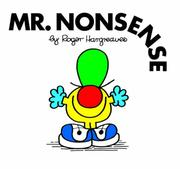 Mr. Nonsense by Roger Hargreaves