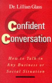 Cover of: Confident Conversation