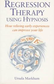 Cover of: Regression Therapy Using Hypnosis