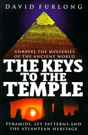 Cover of: The Keys to the Temple | David Furlong