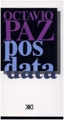 Cover of: Posdata
