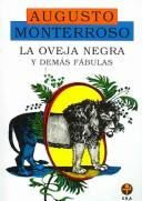 Cover of: La oveja negra y demas fabulas/ The Black Sheep and other Fables