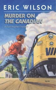 Cover of: Murder on the Canadian | Eric Wilson