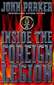 Cover of: Inside the Foreign Legion