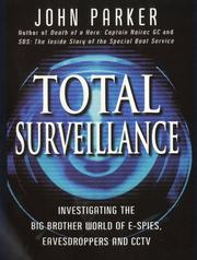 Cover of: Total Surveillance
