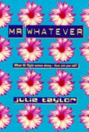 Cover of: Mr. Whatever