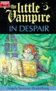 Cover of: The Little Vampire in Despair