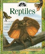 Cover of: Discoveries; Reptiles