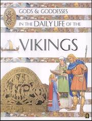 Cover of: In the Daily Life of the Vikings (Gods & Goddesses Of...)