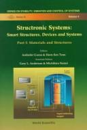 Cover of: Structronic Systems