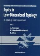 Cover of: Topics in low-dimensional topology |