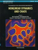 Cover of: Proceedings of the International Workshop on Nonlinear Dynamics and Chaos