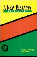 Cover of: New Bislama Dictionary