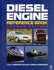 Cover of: Diesel Engine Reference Book |