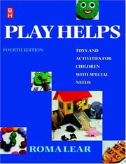 Play helps by Roma Lear