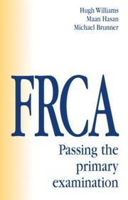 Cover of: FRCA |