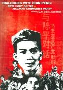 Cover of: Dialogues with Chin Peng | Chin Peng